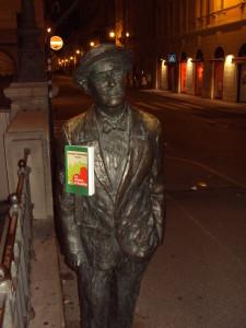 James Joyce e La Foglia